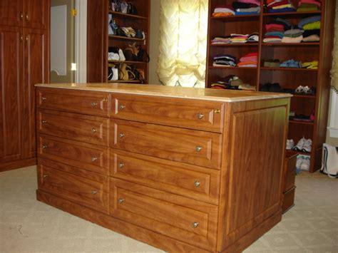Closet Creations by Islands Peninsulas Dressers Cami Closet Creations