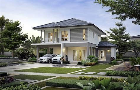 land and house แบบบ านสองช น land and house 171 บ าน