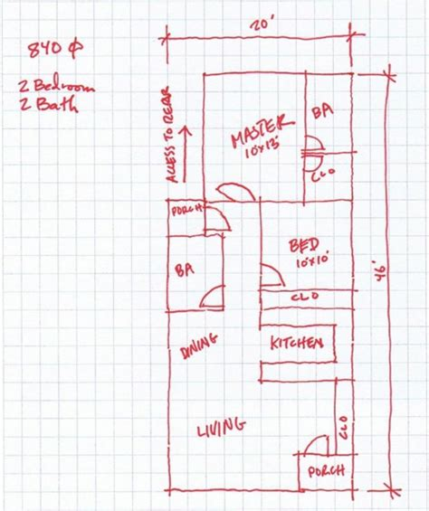 30 ft wide house plans 20 x 30 house plan omahdesigns net