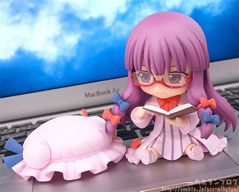 521 Nendoroid Patchouli Knowledge get your learning on with nendoroid patchouli knowledge