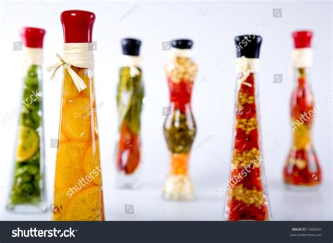 decorative bottles with vegetables inside decorative bottles with sealed colorful fruits and
