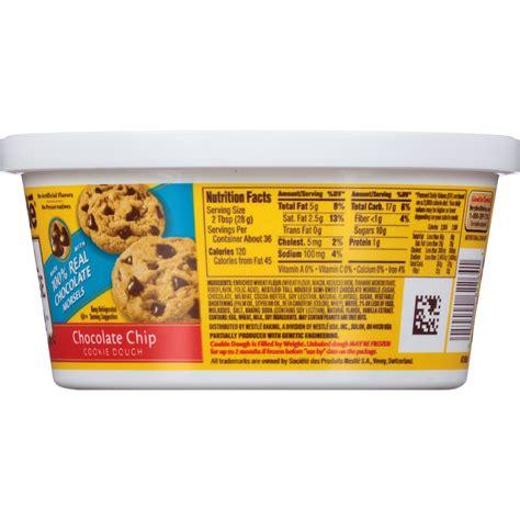 nestle toll house cookie dough tub nestle cookie dough roll www pixshark com images galleries with a bite