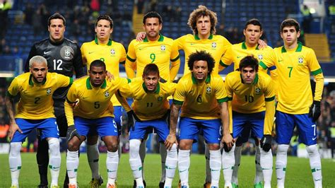 brazil football team 2014 world cup 2014 picture