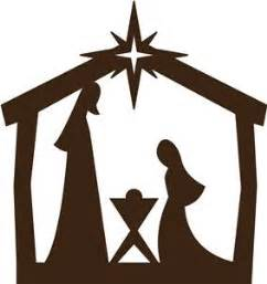 nativity templates 181 best nativity silhouettes images on