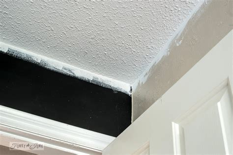 How To Paint Ceiling Edges by Favorite Ceiling Painting Gear And Tipsfunky Junk Interiors