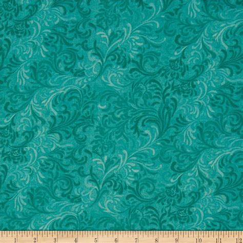 Best Material For Quilt Backing by 108 Quot Essential Flourish Quilt Backing Aqua Discount