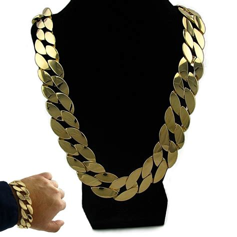 bracelet chains for jewelry 25 mm chain 20 mm bracelet cuban chains