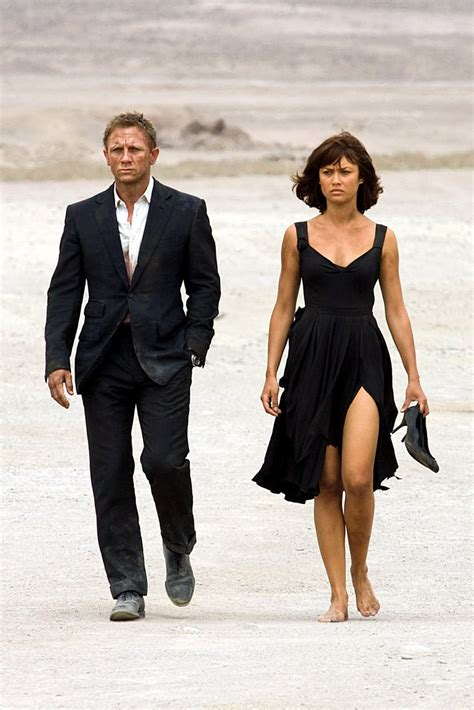 quantum of solace best bond film bond girls 34 pictures of actresses who have fallen for