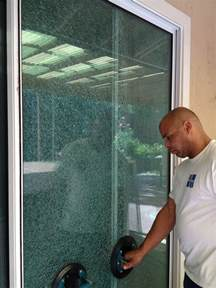 Shattered Glass Door See Us In