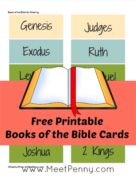 print picture books free printable books of the bible ordering cards