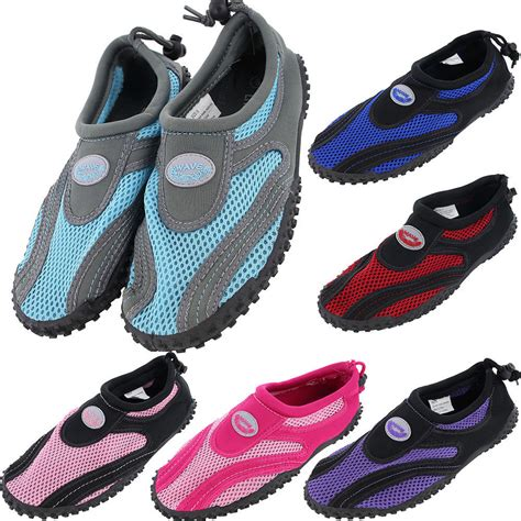 swimming shoes for womens water shoes aqua socks exercise pool