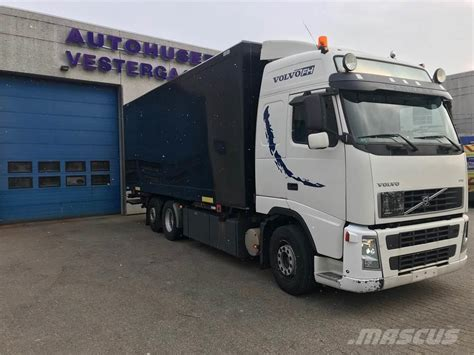 volvo trucks for sale in usa used volvo fh 6x2 container frame trucks year 2006 for