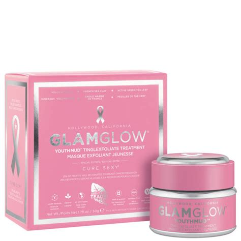 Masker Glamglow glamglow limited edition mud mask 50ml free shipping lookfantastic