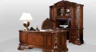 Home Desk With Hutch Aico Office Systems Amini Innovation Corp
