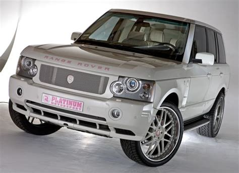 range rover pink white range rover my dream car white with pink love