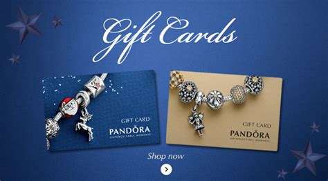 Where Can I Buy A Pandora Gift Card - gift card pandora estore
