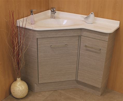 small corner vanity units for bathroom corner bathroom vanity corner units by showerama
