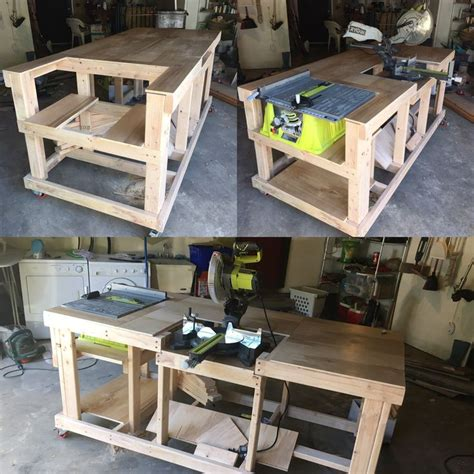 25 best ideas about table saw station on