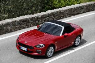 Fiat 134 Spider New Fiat 124 Spider Priced From 163 19 545 In The Uk