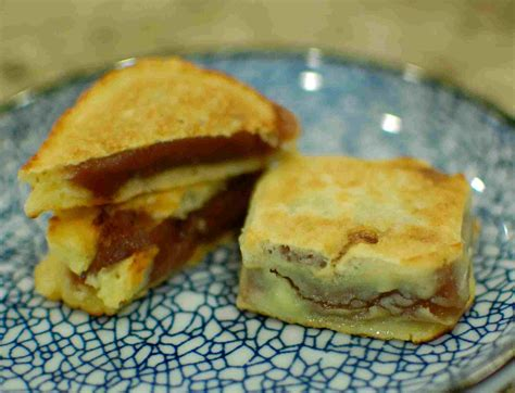 new year bean cake recipe nian gao new year steamed bean