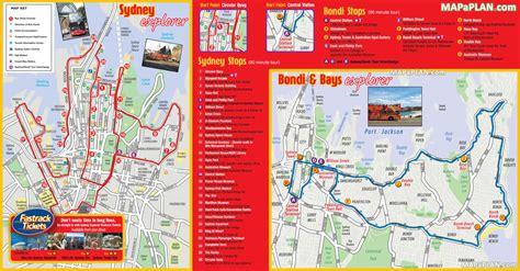 tourist map printable maps update 30001569 tourist map of sydney sydney maps