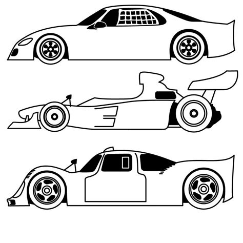 coloring page sports cars free printable sports coloring pages for kids