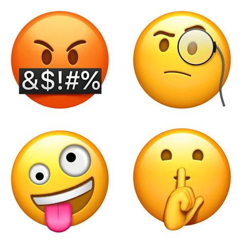 printable apple emojis pictures new emojis coming to ios 11 1 business insider