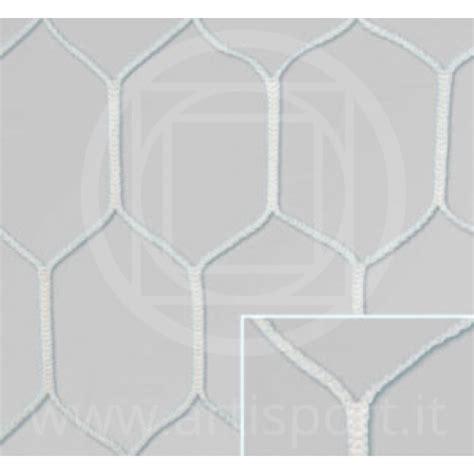 rete per porta da calcio reti per porte da calcio rete esagonale modello inglese