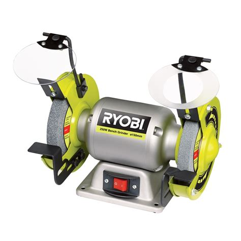 bench drill bunnings ryobi bench grinder 250w 150mm bunnings warehouse