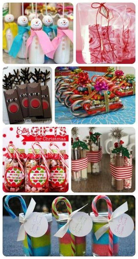 Christmas Giveaways Ideas - 103 best christmas party favors images on pinterest diy christmas caramel and