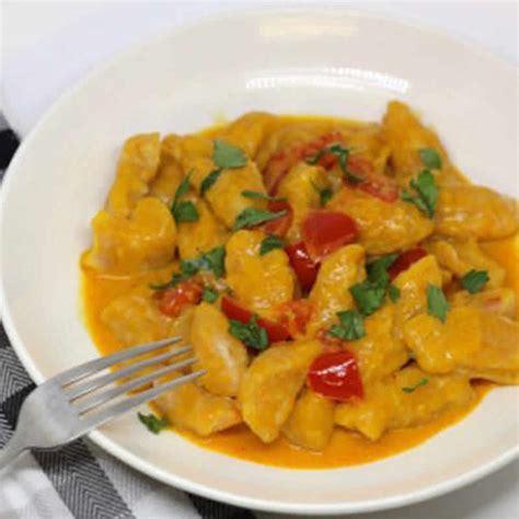 cuisiner les gnocchis gnocchis au curry au cookeo un d 233 lice pour votre plat de
