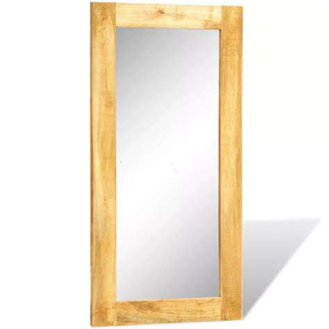 kommode 120 x 60 solid wood framed rectangle wall mirror 120 x 60 cm