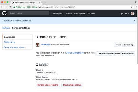 django tutorial create superuser django allauth tutorial william s vincent