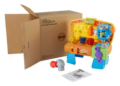 fisher price laugh and learn work bench fisher price laugh and learn learning workbench