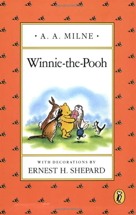 winnie the pooh picture book winnie the pooh pulp