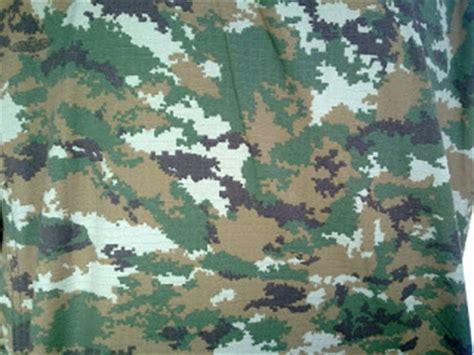 Tni Kain Loreng dunia militer etc corak loreng kesatuan tni