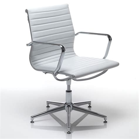 swivel chair glides meeting chair on glides executive chair leather chair