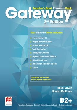 gateway b2 teachers book 0230417655 gateway 2nd edition b2 teacher s book premium pack