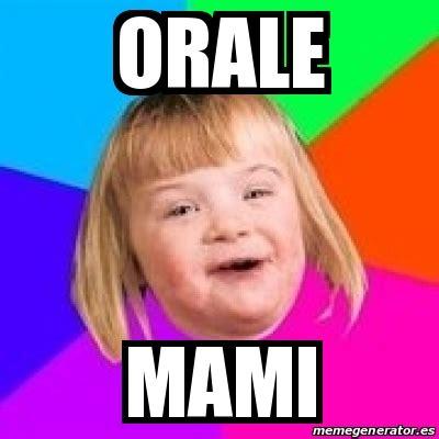 Meme Mami - meme retard girl orale mami 19814063
