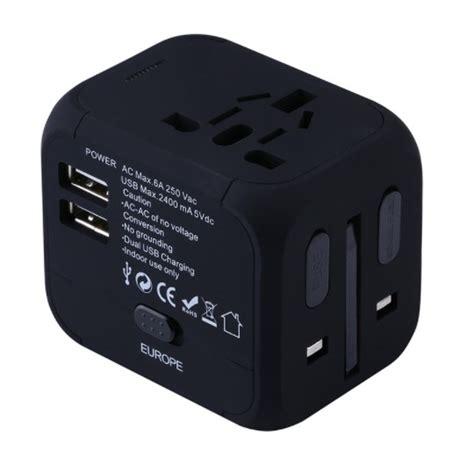 Ac Adapter Dual Usb 2 4a travel adaptor malaysia universal travel adaptor wholesale usb adaptor supplier