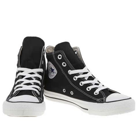 Converse High Klasik Black black converse www pixshark images galleries with a bite