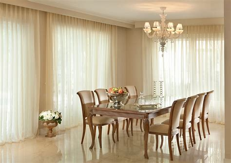 Formal Dining Room Curtains Inspiration Sheer Curtains Ideas Pictures Design Inspiration