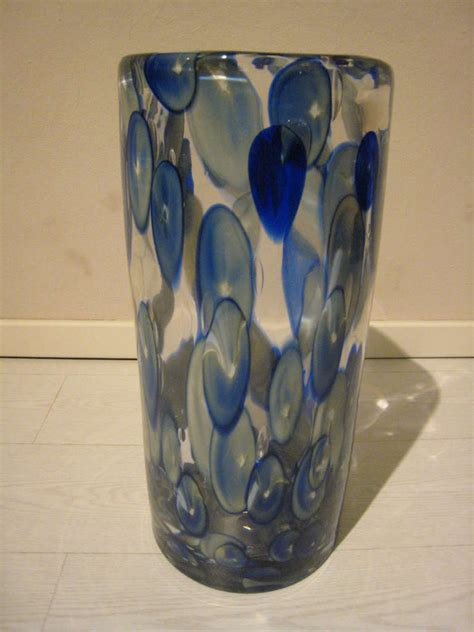 Umbrella Vase by Big Vase Or Umbrella Stand Or Sticks In Murano Glass By
