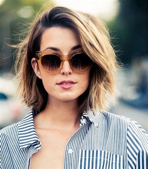 same haircut straight and curly the 25 best ideas about one length haircuts on pinterest