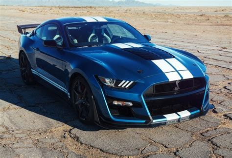 2020 Ford Mustang Images by 2020 Mustang Shelby Gt500 In Depth Photos