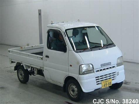 suzuki pickup for sale 2000 suzuki carry truck for sale stock no 38240