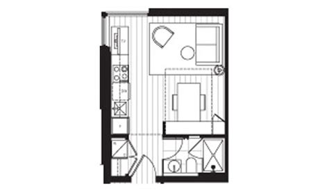 micro loft floor plans janion waterfront tiny micro condos idesignarch
