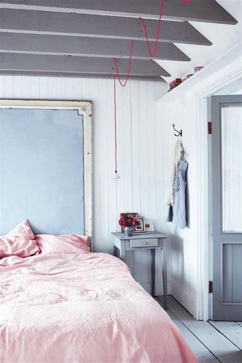 inspiration couleur chambre une chambre couleur pastel d inspiration nordique
