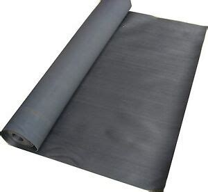 thick and wide mats rubber mat rubber matting 3mm thick fluted 1 22m wide ebay