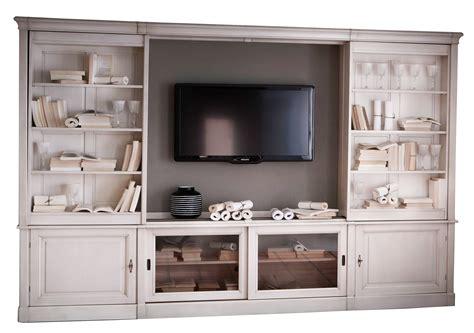 sliding tv bookcase wall unit  grange furniture